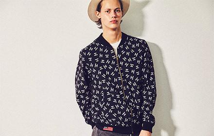 ユニセックスで着るGOOD TOWN by FrederickからMA-1をセレクト!