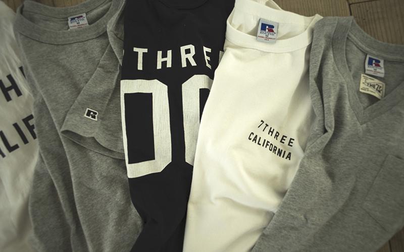 73R Tシャツ